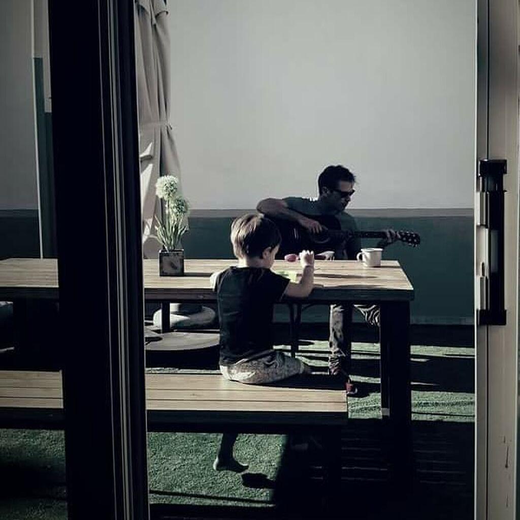Νίκος Πουρσανίδης: Η τρυφερή φώτο με τον γιο του στο Instagram μας έκανε να λιώσουμε (pics&vid