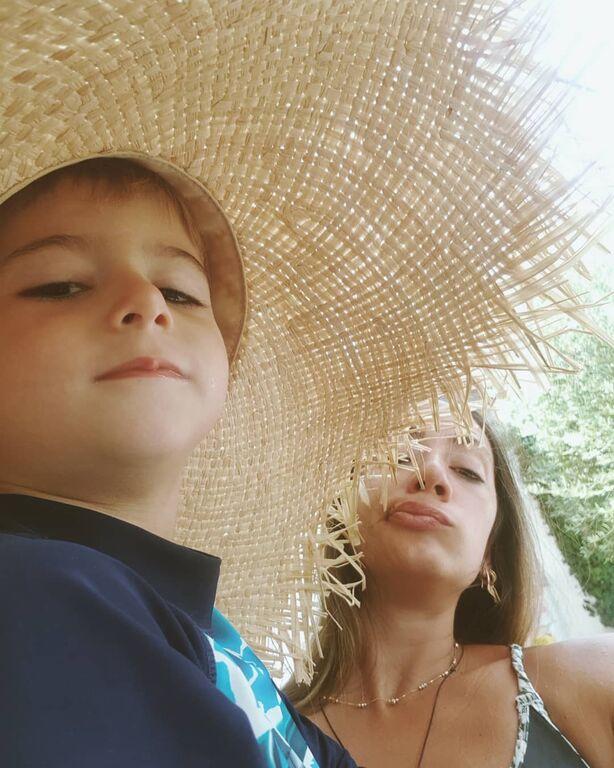 Η Μάντυ Περσάκη είναι αρκετά ενεργή στο Instagram και μάλιστα είναι από τις μαμάδες που μας δείχνει το προσωπάκι του γιου της.