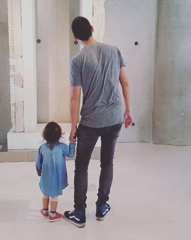 Σωτήρης Κοντιζάς: Ευτυχισμένες στιγμές με τα παιδιά του- Δείτε τις φώτο που δημοσίευσε στο Instagram