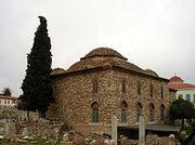 Φετιχιέ τζαμί Αθηνών