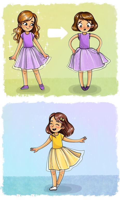 Τα μικρότερα φοράνε πάντα τα ρούχα που είχαν τα μεγαλύτερα.