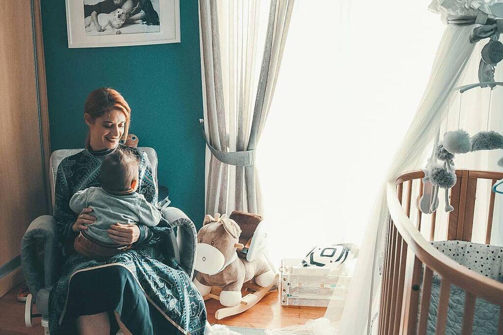 Αυτή είναι η τελευταία φωτογραφία που δημοσίευσε με τον μικρό Αρίωνα η Τζένη Θεωνά στο Instagram