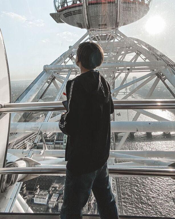 Χρηστίδου - Μαραντίνης: Το φωτογραφικό άλμπουμ των διακοπών τους στο Λονδίνο με τα παιδιά (pics)