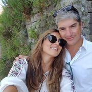 Σταματίνα Τσιμτσιλή: Γιορτάζει 10 χρόνια γνωριμίας με τον σύζυγό της - Η φώτο και το τρυφερό μήνυμα