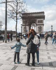 Σίσσυ Χρηστίδου: Οι υπέροχες φωτογραφίες με τους γιους της από το ταξίδι στη Γαλλία (pics)
