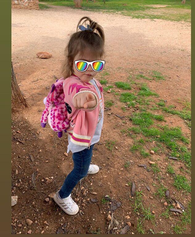Σίσσυ Φειδά: Θα πάθετε πλάκα με την νέα φωτογραφία της κόρης της (pics)