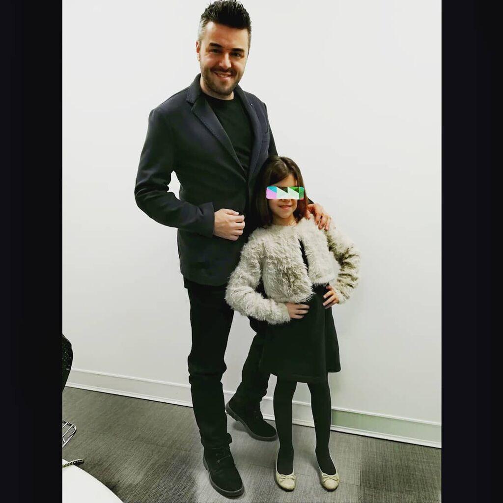 Πέτρος Πολυχρονίδης: Υπέροχες φωτογραφίες της κόρης του και του γιου του (pics+vid)