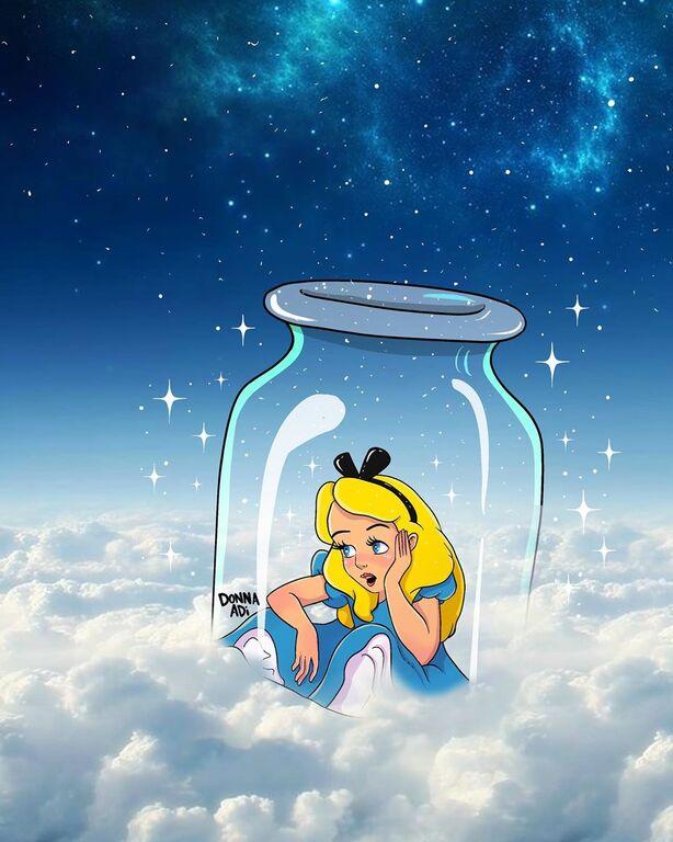 Οι πριγκίπισσες της Disney την εποχή του κορονοϊού - Τα επίκαιρα σκίτσα που αξίζει να δείτε (pics)