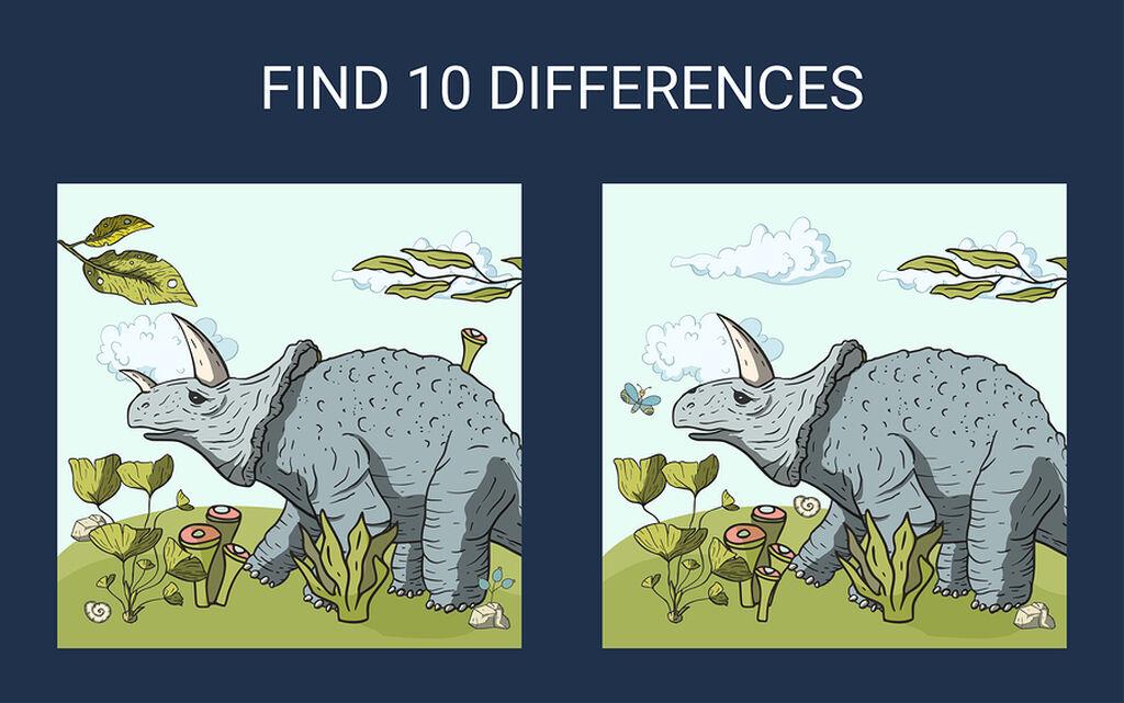 Βρείτε τις διαφορές: Ένα διασκεδαστικό παιχνίδι για όλη την οικογένεια – Εκτυπώστε  τις εικόνες