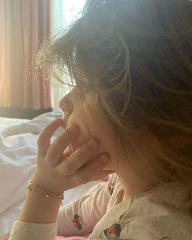 Σίσσυ Φειδά: Η κόρη της είναι μια κούκλα & αυτή είναι η 1η φορά που βλέπουμε ξεκάθαρα το πρόσωπό της