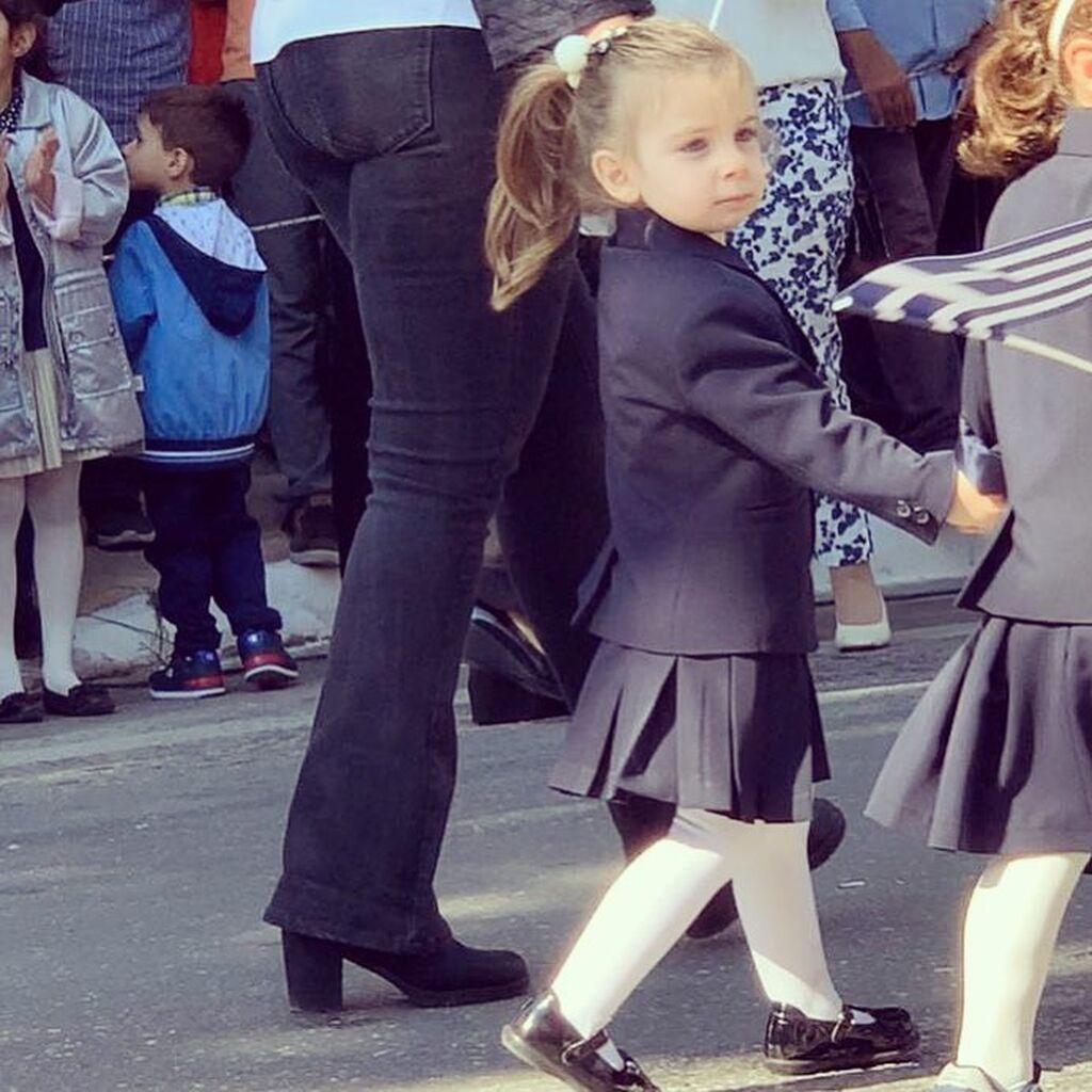 Γιάννης Βαρδής-Νατάσα Σκαφίδα: Δείτε πόσο άλλαξε μέσα σε 4 χρόνια η κόρη τους Κατερίνα (vid+pics)