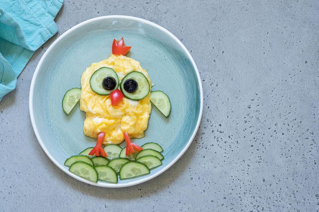 Εννέα ιδέες για ευφάνταστα πιάτα με ομελέτα - Θα τα λατρέψει κάθε παιδί (pics)