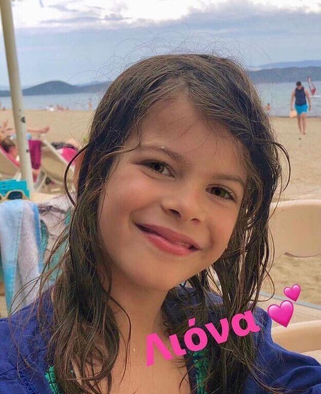 Λιόνα Βαρθακούρη: Η κόρη του Χάρη & της Αντελίνας γιορτάζει - Η φώτο & το σχόλιο για τη γιορτή της