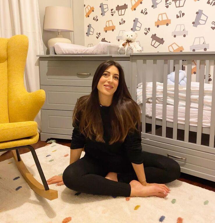 Φλορίντα Πετρουτσέλι: Η πρώτη φωτογραφία με τον νεογέννητο γιο της (pics)