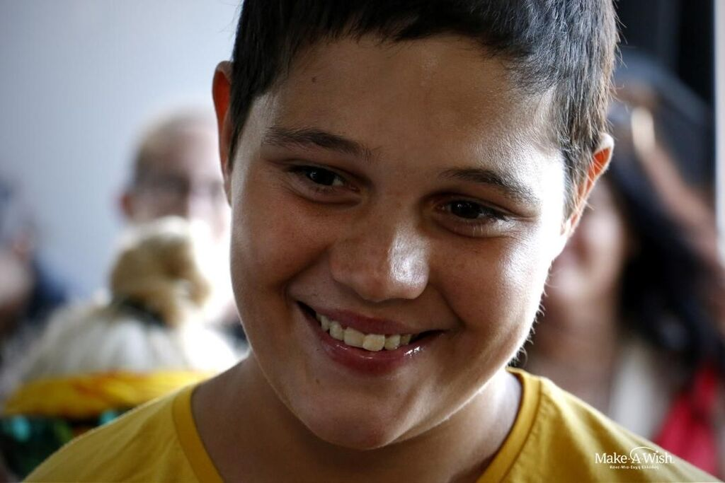 «Εύχομαι να γίνω καντινιέρης» – Γιώργος, 17, λέμφωμα Hodgkin