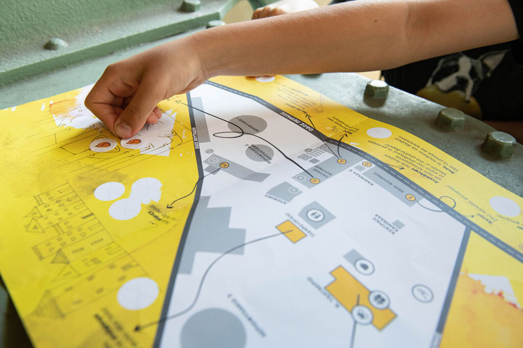 Το Βιομηχανικό Μουσείο σε προσκαλεί να κάνεις «Μια βόλτα στο μουσείο με… σακίδιο»