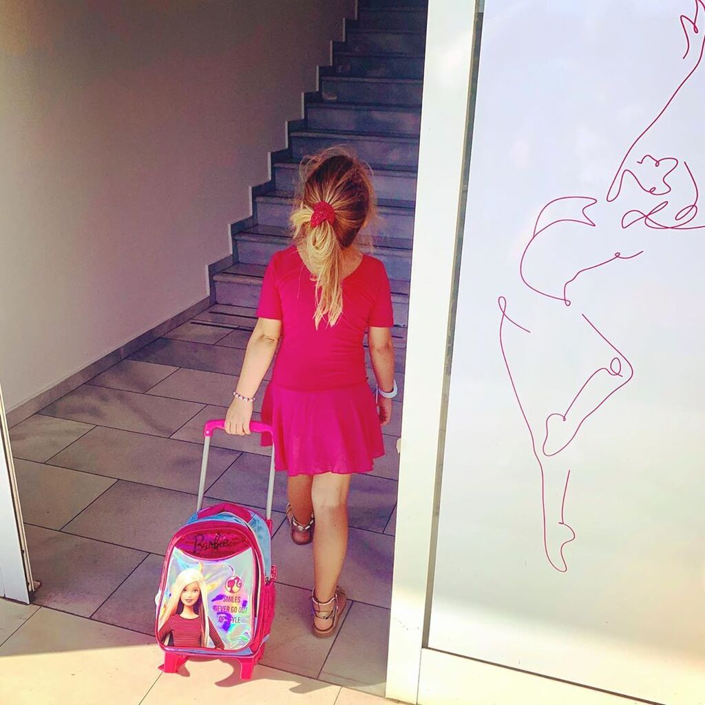Ζέτα Δούκα: Ποια δραστηριότητα ξεκίνησε η κόρη της και ξετρελάθηκε