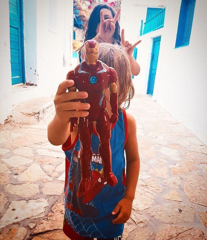 Κατερίνα Καραβάτου:Η φώτο της Αέλιας & το μήνυμα για τη νέα σχολική χρονιά