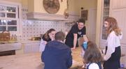 Κάτια Ζυγούλη: Η κουζίνα της μοιάζει βομβαρδισμένο τοπίο-Δείτε το βίντεο