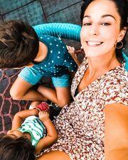Κατερίνα Παπουτσάκη: Αυτή η selfie με τον μικρό γιο της είναι μοναδική