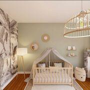 Παιδικό δωμάτιο: Πώς να διακοσμήσετε τους τοίχους μόνοι σας