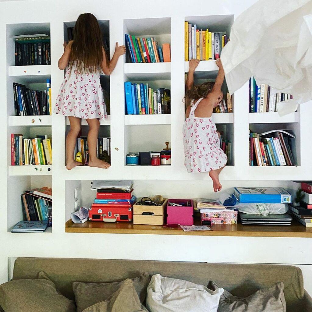 Ελιάνα Χρυσικοπούλου: 14 ημέρες καραντίνας με τα παιδιά