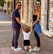 Γιάννης Βαρδής: Η νέα selfie με τον γιο του αποδεικνύει πόσο πολύ μοιάζουν