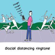 Χιουμοριστικά σκίτσα δείχνουν πώς ο κορονοϊός έχει αλλάξει τη ζωή μας