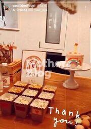 Βασιλική Μιλλούση: Φώτο & βίντεο από το πάρτι της μικρής Σοφούλας