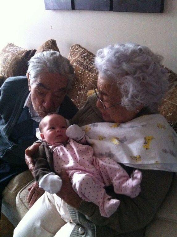 Το ζευγάρι με τα 79 χρόνια γάμου που μπήκε στο βιβλίο Γκίνες