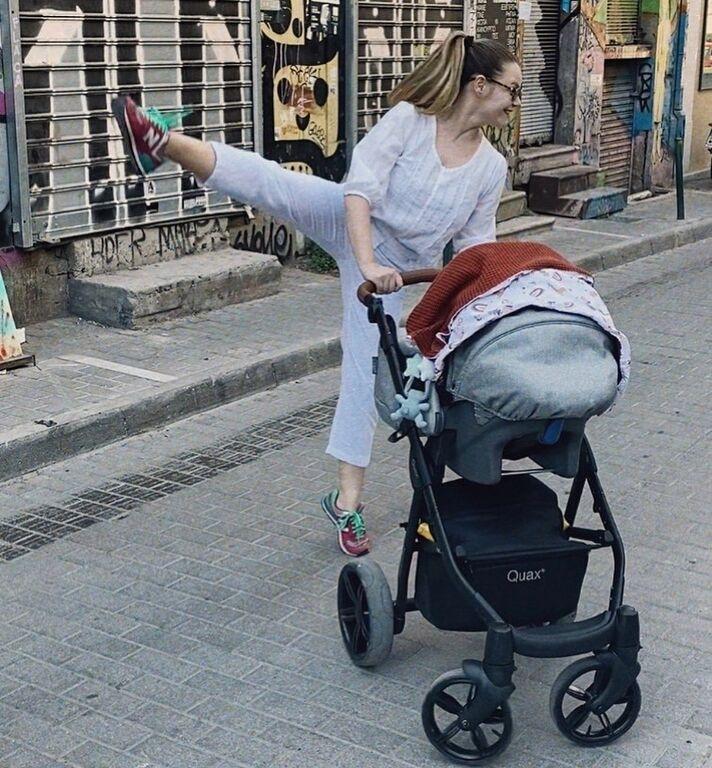 Γεωργία Αβασκαντήρα: «Γιατί τα μωρά θέλουν ξεκούραστους τους μπαμπάδες;»