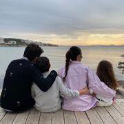 Το υπέροχο βίντεο της κόρης της Κέλλυς Κελεκίδου και του Νίκου Κουρκούλη