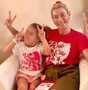 Απίθανη η φωτογραφία της Ζέτας Δούκα με την κόρη της