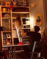 Η υπέροχη φωτογραφία του Αποστόλη Τότσικα με την κόρη του