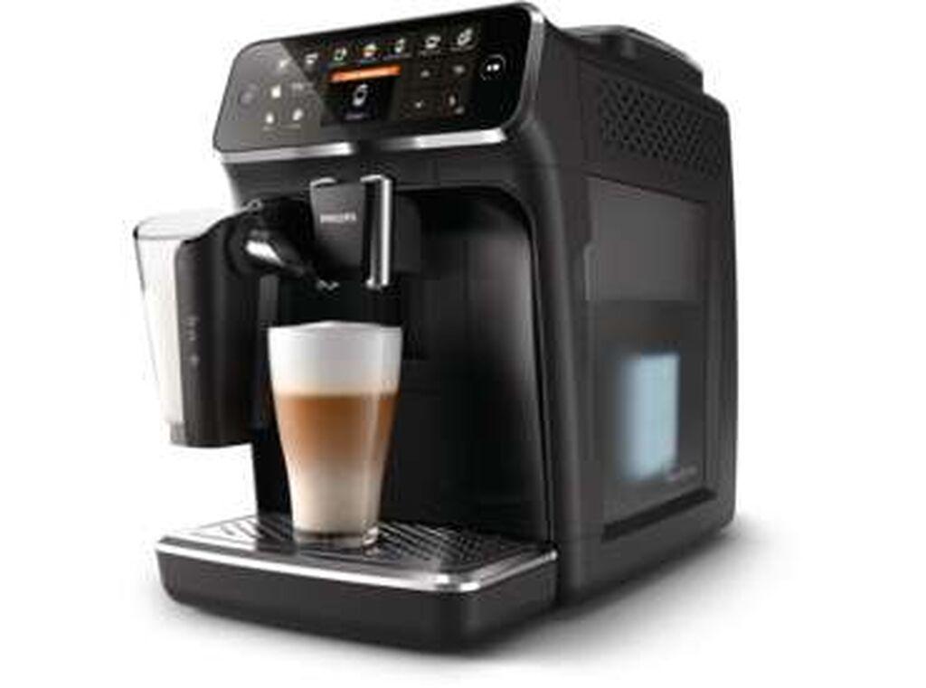 Απόλαυσε  αρωματικό καφέ με τη νέα αυτόματη μηχανή Espresso Philips 4300 LatteGo