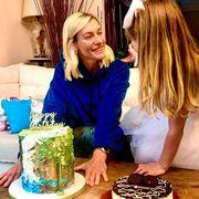 Η Ζέτα Δούκα είχε γενέθλια: Η εντυπωσιακή τούρτα & η φώτο με την κόρη της