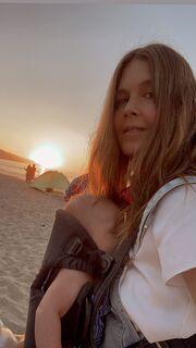 Ελληνίδα ηθοποιός μας καληνύχτισε με τη φώτο του γιου της