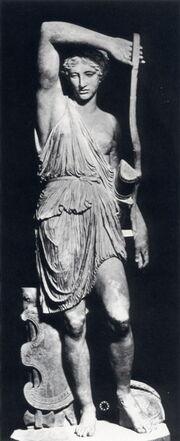 Αμαζόνα, ρωμαϊκό αντίγραφο έργου του 440-430 π.Χ. από την Έφεσο