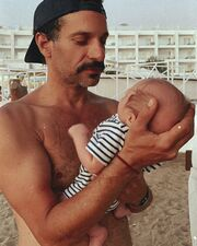 Γιώργος Χρανιώτης: Δείτε πώς φωτογράφισε την γυναίκα του με τον γιο τους