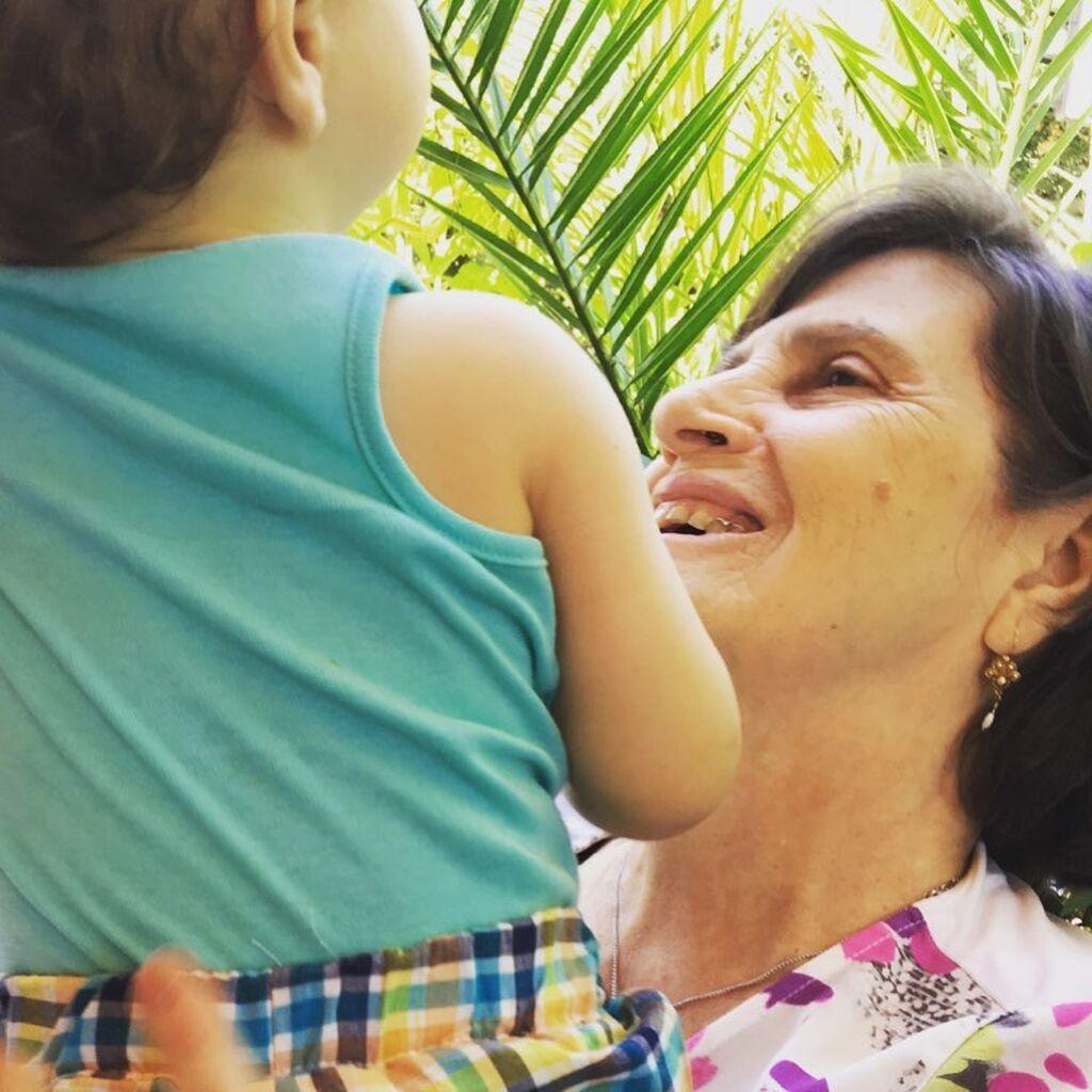 Αντιγόνη Δρακουλάκη: Για πρώτη φορά μας δείχνει τον γιο της να χορεύει