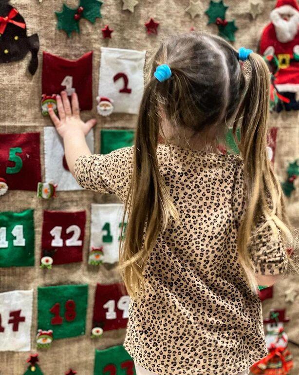 Σκαφίδα - Βαρδής: Τι δώρο ζήτησε η κόρη τους από τον Άγιο Βασίλη