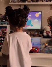 Κατερίνα Τσάβαλου: Η κόρη της είναι γλύκα – Δείτε το βίντεο που δημοσίευσε