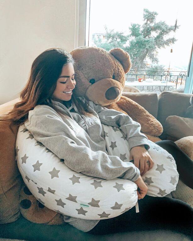 Όλγα Φαρμάκη: 5 φωτογραφίες που αποδεικνύουν ότι η εγκυμοσύνη της πάει πολύ