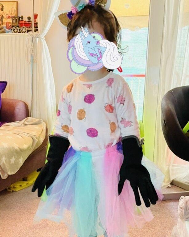 Βασιλική Ανδρίτσου: Γλυκύτατη η κόρη της - Δείτε πώς ντύθηκε