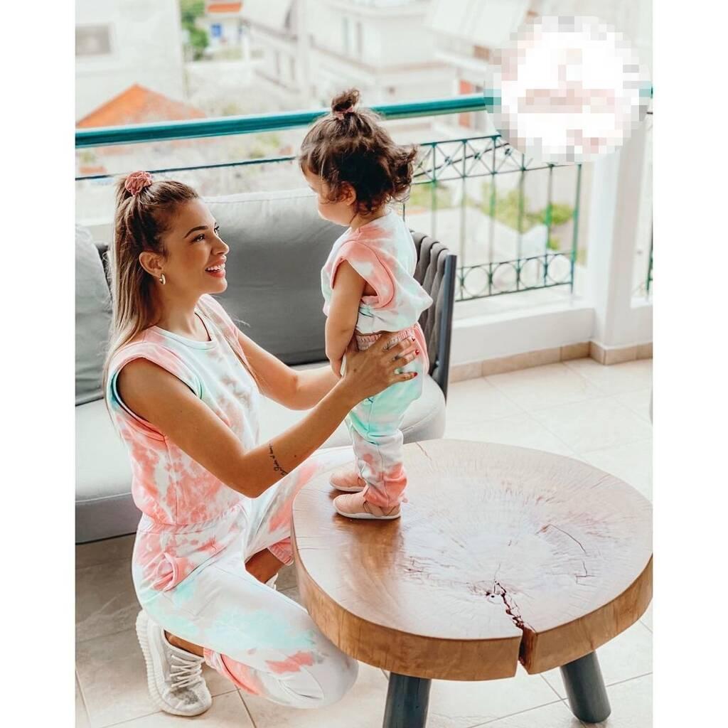 Ελένη Χατζίδου - Μελίτα Παύλου: Οι ωραιότερες φώτο μαμάς & κόρης
