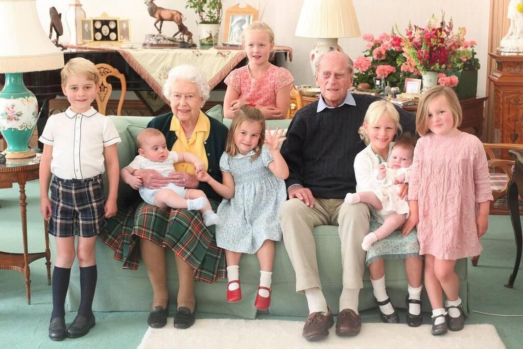instagram @Duke and Duchess of Cambridge