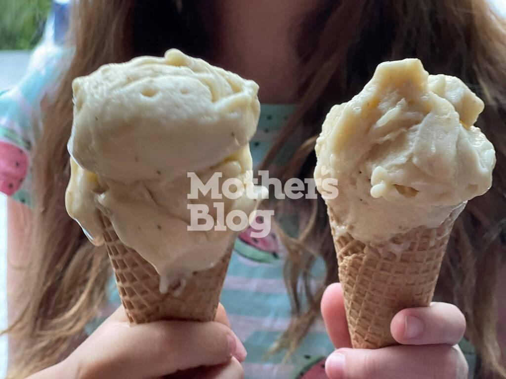 Το παγωτό που λατρεύει η κόρη μου και το φτιάχνει μόνη της με 1 μόνο υλικό