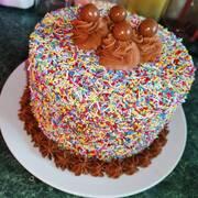 πηγή φωτογραφίας: instagram hashtag #sprinklescake