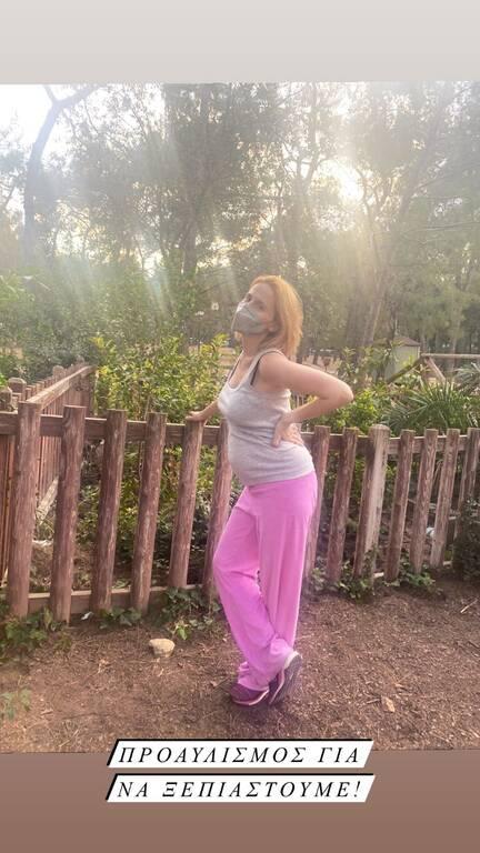 Νάντια Μπουλέ: Τι δεν παραλείπει να κάνει στην εγκυμοσύνη