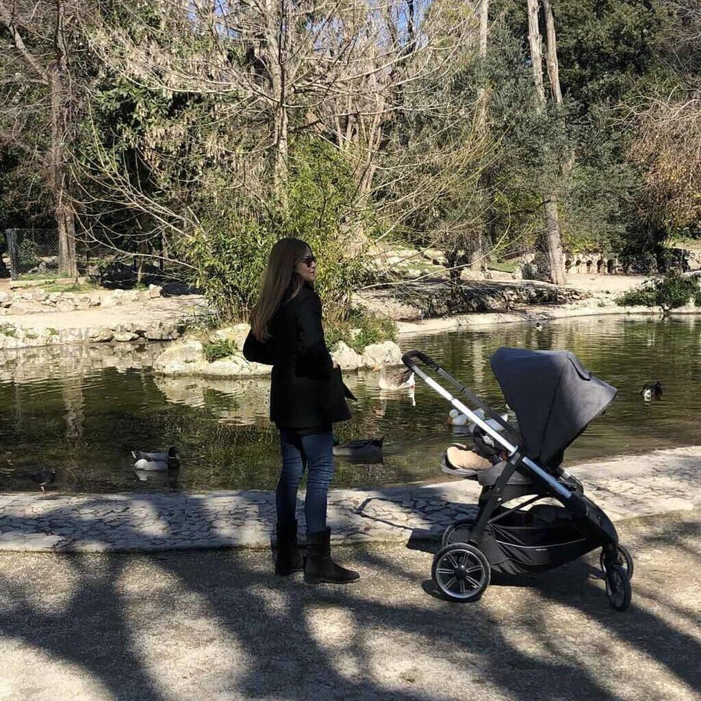 Ιωάννα Παππά: Αυτή είναι η αγαπημένη συνήθεια με τον γιο της